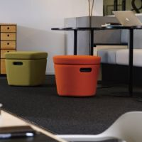 LIOS(リオス)立体的で優しさが伝わるスツール 6色より選択
